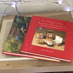 Set of 3 Coffee Table Books - PREOWNED
